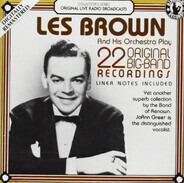 Les Brown And His Orchestra - Play 22 Original Big Band Recordings (1957)