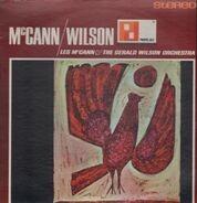 Les McCann, Gerald Wilson Orchestra - McCann / Wilson