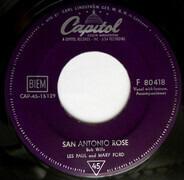 Les Paul & Mary Ford - San Antonio Rose / Cinco Robles