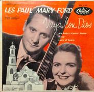 Les Paul & Mary Ford - Vaya Con Dios