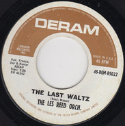 Les Reed And His Orchestra - The Last Waltz