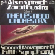 Les Reed And His Orchestra - Also Sprach Zarathustra / Second Movement Of The Fifth Symphony