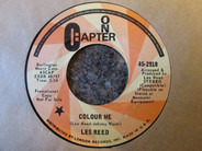 Les Reed - Colour Me / Man Of Action