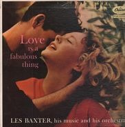Les Baxter, His Music And His Orchestra - Love Is A Fabulous Thing