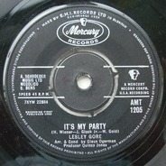 Lesley Gore - It's My Party / Danny