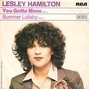 Lesley Hamilton - You Gotta Move /  Summer Lullaby