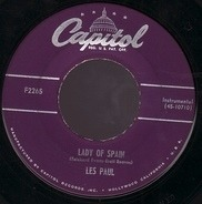 Les Paul & Mary Ford / Les Paul - My Baby's Coming Home