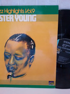 Lester Young - Jazz Highlights Vol.9