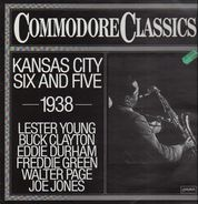 Lester Young, Buck Clayton, Eddie Durham - Kansas City Six And Five - 1938