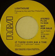 Lighthouse - If There Ever Was A Time