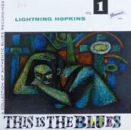 Lightnin' Hopkins - This Is The Blues. Vol. 1