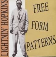 Lightnin' Hopkins - Free Form Patterns