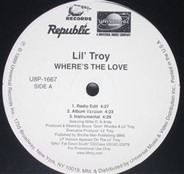 Lil' Troy - Where Is The Love