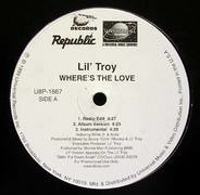 Lil' Troy - Where's The Love