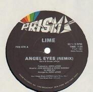 Lime - Angel Eyes (Remix)