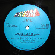 Lime - Angel Eyes (Remix)