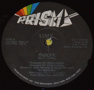 Lime - Guilty / On The Grid