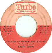 Linda Jones - Stay With Me Forever
