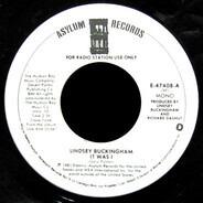 Lindsey Buckingham - It Was I