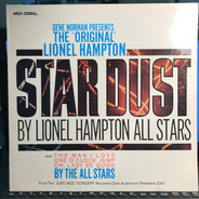 """Lionel Hampton All Stars And The All Stars - Gene Norman Presents The """"Just Jazz"""" Concert"""