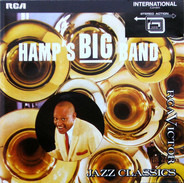 Lionel Hampton And His Orchestra - Hamp's Big Band