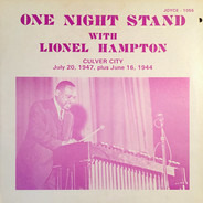 Lionel Hampton - One Night Stand with Lionel Hampton