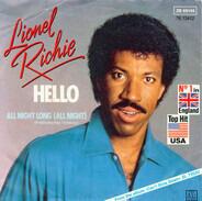 Lionel Richie - Hello / All Night Long (Instrumental Version)