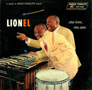 Lionel Hampton And Orchestra - Lionel...Plays Drums, Vibes, Piano