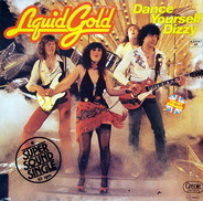 Liquid Gold - Dance Yourself Dizzy +cds