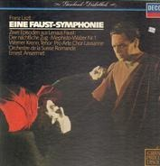 Liszt (Ansermet) - Eine Faust-Symphonie / Zwei Episoden aus Lenaus Faust