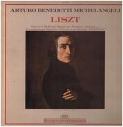 """Liszt (Michelangeli, Kubelik) - Piano Concerto No. 1 / Terzo Concerto per Pianoforte e Orchestra """"Totentanz"""""""