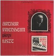 Liszt - by Arthur Friedheim