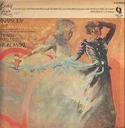 Franz Liszt & George Enescu , The London Symphony Orchestra , Antal Dorati - Rhapsodies