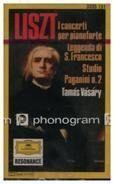 Liszt - I Concerti Per Pianoforte / Leggenda Di S. Francesco