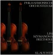 Liszt / Szymanowski / Beethoven - Konzertmitschnitte