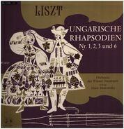 Liszt / Strauss - Ungarische Rhapsodien 1, 2, 3 und 6
