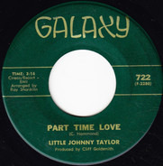 Little Johnny Taylor - Part Time Love