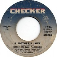 Little Milton - A Mother's Love / Many Rivers To Cross