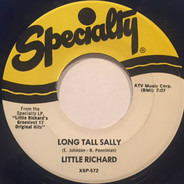 Little Richard - Long Tall Sally / Slippin' And Slidin'