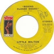 Little Milton - Behind Closed Doors / Bet You I Win