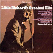 Little Richard - Little Richard's Greatest Hits Recorded Live