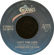 Livingston Taylor - First Time Love