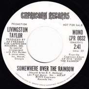 Livingston Taylor - Somewhere Over The Rainbow