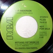 Liz Anderson - Nothing Between Us