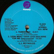 LJ Reynolds - Tomorrow