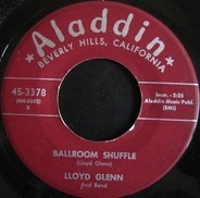 Lloyd Glenn - Ballroom Shuffle / Vamp