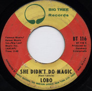 Lobo - She Didn't Do Magic