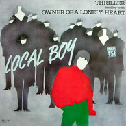 Local Boy - Thriller Medley With Owner Of A Lonely Heart