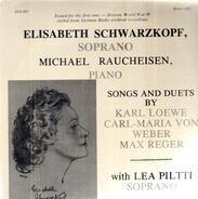 Loewe / Weber / Reger - Elisabeth Schwarzkopf / Michael Raucheisen