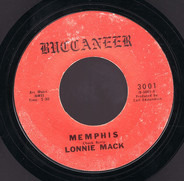 Lonnie Mack - Memphis / Lonnie On The Move